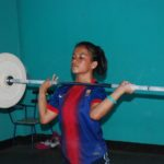 Pesista María Alejandra Navarro recibe Wild Card para Juegos Olímpicos Tokio 2020