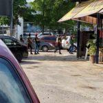 Se registran fuertes enfrentamientos en las calles de Culiacán, México