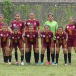 Par de goleadas en inicio del Torneo de Apertura del Campeonato Nacional de Segunda División Femenina