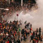 Más de 500 mil personas protestan en Barcelona por condena de líderes separatistas