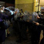 Indignación, protestas y tensión en Bolivia tras resultados electorales