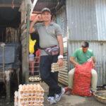 """Los """"huevos vandálicos"""" del exantimotín que se negó a reprimir las protestas en Carazo"""