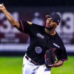 JC Ramírez lleva 10 innings consecutivos sin permitir carrera en México