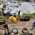Lluvias en El Salvador dejan seis muertos y 1,850 evacuados