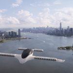 La carrera por hacer despegar el primer taxi volador eléctrico