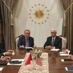 Estados Unidos y Turquía acuerdan un alto al fuego en Siria
