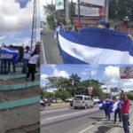 Manifestantes se resisten a dejar las calles y realizan piquetes en contra de la dictadura