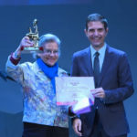 María López Vigil dedica el Premio Cervantes Chico a sus lectores exiliados y asesinados por la dictadura