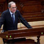 El gobierno catalán pide «negociación sin condiciones», que Madrid descarta