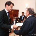 Discurso agresivo deDaniel Ortega no abonará a las relaciones con la Unión Europea, dicen exdiplomáticos