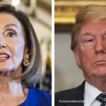 Trump llama a Pelosi «política de tercera clase» en una reunión sobre Siria