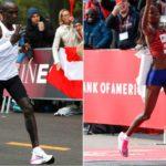Nike Vaporfly: la controvertida tecnología de las zapatillas para correr maratones con las que Brigid Kosgei y Eliud Kipchoge batieron récords mundiales