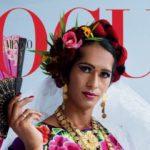 La indígena transgénero mexicana que hace historia al llegar a la portada de Vogue