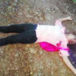 Hombre asesina de un balazo en la frente a su expareja en Boaco
