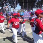 Inicia la búsqueda del campeón departamental de Managua en beisbol menor