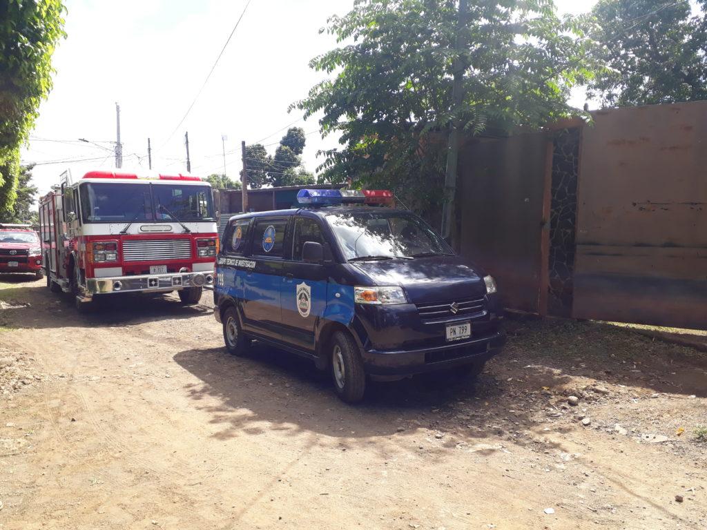 Niño de 18 meses de edad muere quemado en barrio de Managua - La Prensa (Nicaragua)