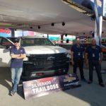 Chevrolet presenta la Silverado TRAILBOSS en Andiva Motors Show 2019