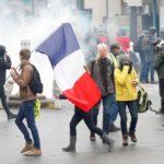 Detenidas 264 personas en las protestas de los «chalecos amarillos» en Francia