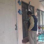 Policía Orteguista asedia con técnica canina la casa del doctor José Luis Borgen