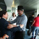 Canciller del expresidente Evo Morales aterriza en Nicaragua «en recorrido por varios países»