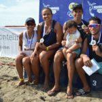 Nicas dominan Open Centroamericano de Voleibol de Playa