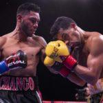 Andrew Cancio, rival de René «el Gemelo» Alvarado,  el campeón del mundo que no abandona su trabajo en una estación de gas
