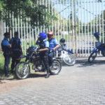 Policía Orteguista permite el ingreso de turbas del régimen a la Catedral de Managua