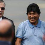 Así fue el complicado «viaje por la política latinoamericana» de Evo Morales para llegar a México