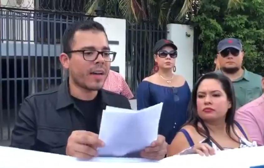 """Reaparece Juan Carlos Ortega Murillo. Esta vez arremete contra la OEA y la llama """"enemiga de la democracia"""" - La Prensa (Nicaragua)"""