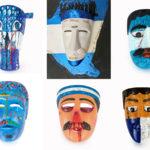 La rebelión contra Daniel Ortega, vista desde las máscaras de El Güegüense y el azul y blanco