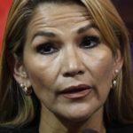 Rusia reconoce a Jeanine Áñez como mandataria provisional de Bolivia