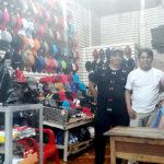 La comerciante del mercado Oriental que mantiene un equipo de futbol de Liga Primera