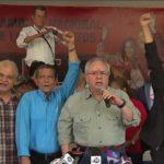 Gustavo Porras reitera que no hay relevo en el Frente Sandinista: «Desde ya nos preparamos para el triunfo de Daniel en el 2021»