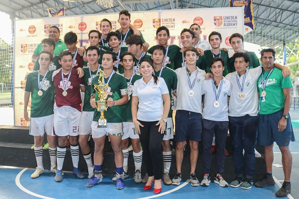 Final Copa LIA Claro