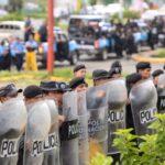 Managua, una ciudad que vive en permanente estado policial bajo la dictadura de Daniel Ortega