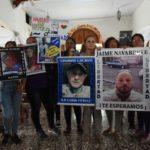 Asedio policial a huelga de hambre de las madres de presos políticos en Iglesia San Miguel Arcángel