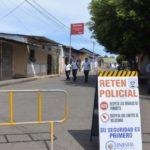 Se mantiene el bloqueo policial a Catedral de Managua y a la iglesia San Miguel Arcángel de Masaya