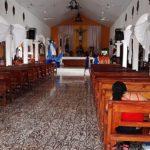 Iglesia San Miguel Arcángel en Masaya lleva 26 días a oscuras porque Disnorte-Dissur no restablece energía eléctrica