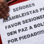 OEA rechaza eventual salida «inconstitucional» en Bolivia, pide reunión «urgente» del legislativo