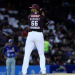 JC Ramírez: «m velocidad ha mejorado»