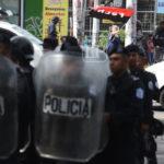 Así protestaron los estudiantes desde la UCA en apoyo a madres de los presos políticos y la Iglesia Católica