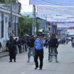 Cerco policial no amedrenta la huelga de hambre por los presos políticos