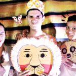 Arte inclusivo. Personas con discapacidad y aficionados al teatro ponen en escena el musical El rey León