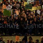 Una marea humana inunda Madrid en defensa del planeta
