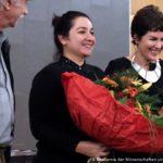 La ficción como forma de acercarse a la verdad: Fernanda Melchor recibe el Premio Anna Seghers 2019