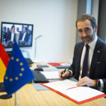 Eurodiputado urge al Parlamento Europeo imponer sanciones al régimen de Daniel Ortega