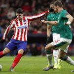 El Atlético de Madrid devora en casa a un débil equipo ruso, mientras Rodrygo y Vinicius salen del «kinder» en Brujas
