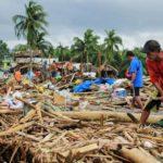 Aumenta a 13 el número de muertos en Filipinas por tifón Kammuri