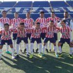 El campeón de Segunda División inspira su nombre, colores y lema en un equipo colombiano