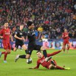 Inter eliminado y el campeón Liverpool pasa apuros para evitar el mismo destino